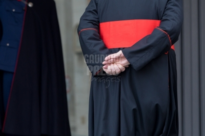 Vatican City : VII general congregation of Cardinals before the election of Pope Francis. Photo: Gustavo Kralj/Gaudiumpress