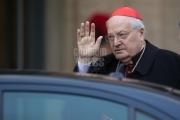 Vatican City: Cardinal Angelo Sodano