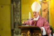 Santa Maria in Traspontina Church, Rome, Italy: Cardinal Ouellet