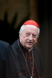 Vatican City: Cardinal Franc Rode