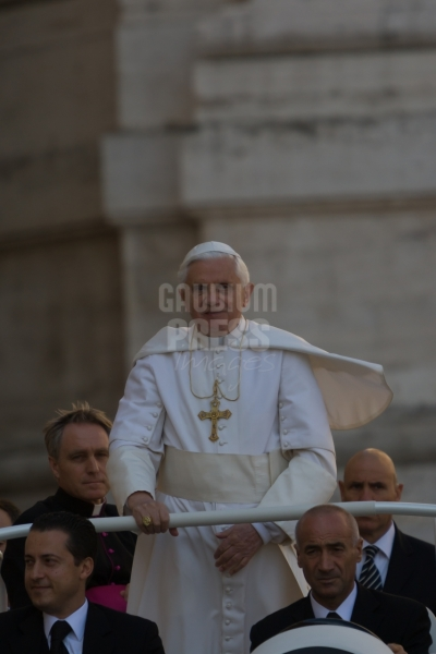 Pope Benedict XVI General Audience - St Peter Square, 24 September 2008 - ©Gustavo Kralj/GPImages EDITORIAL USE ONLY