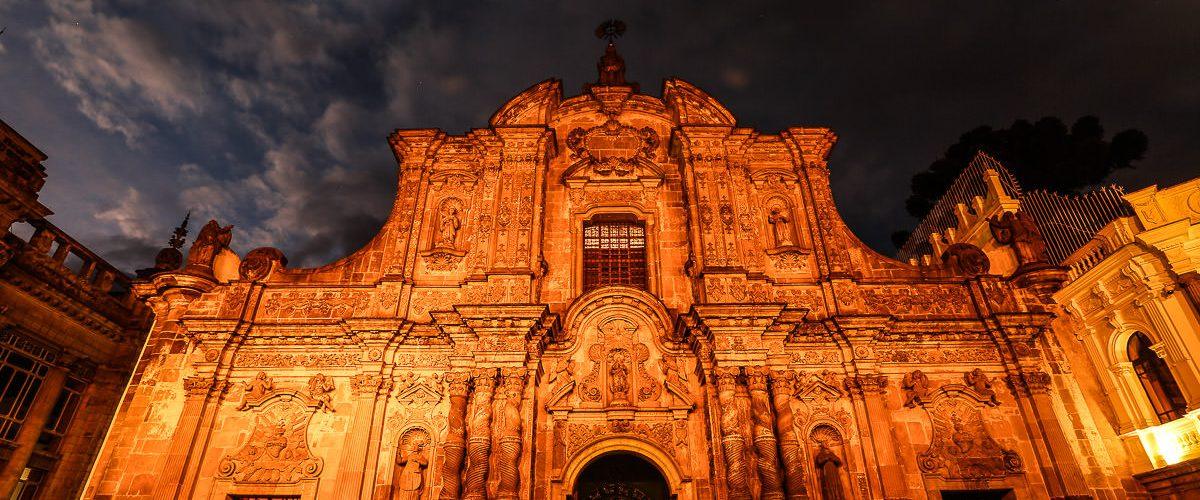 Iglesia de la Compañía de Jesús - Quito, Ecuador